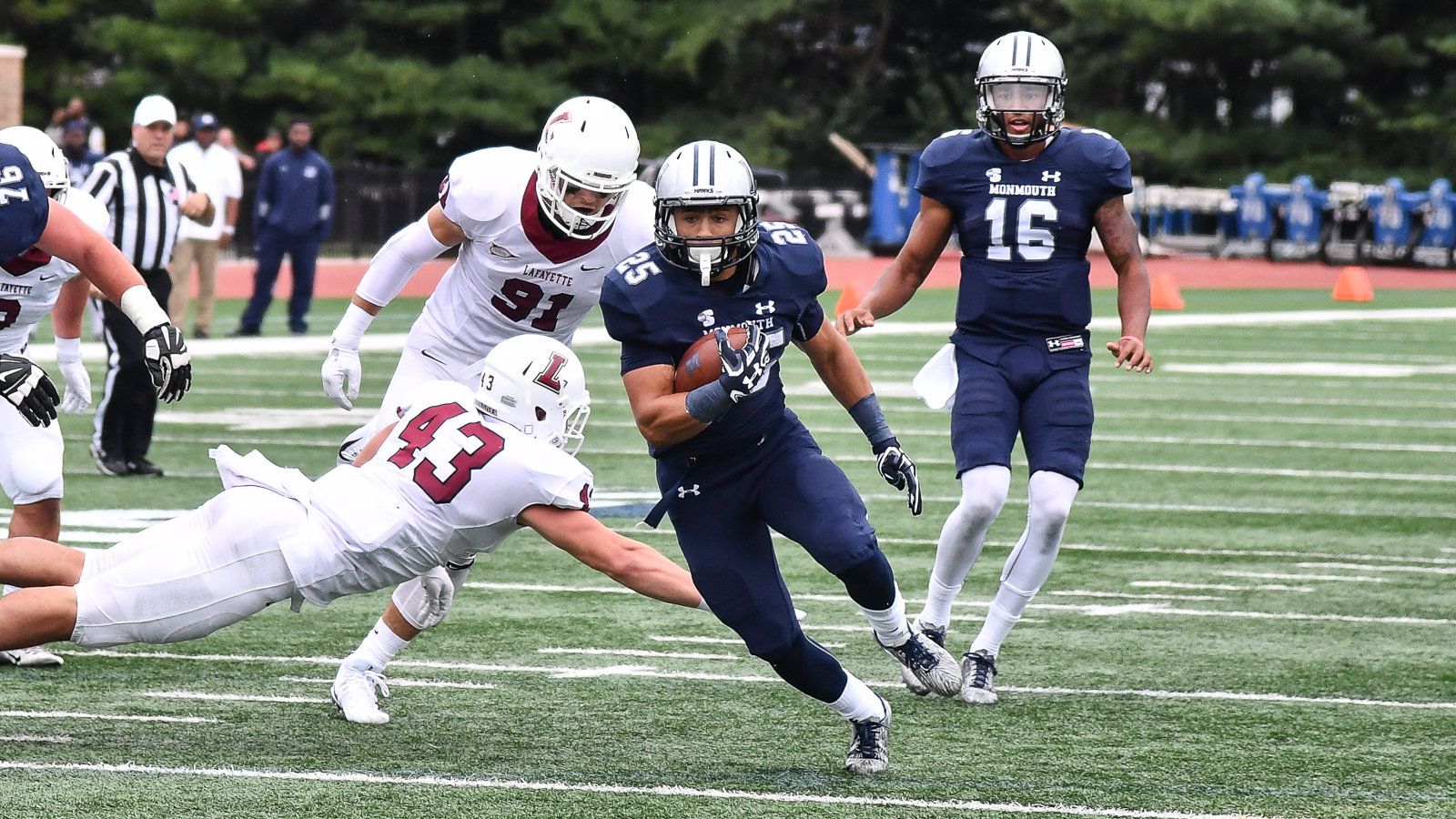 Lehigh At Monmouth Game Preview: Revenge for the First Half Shutout