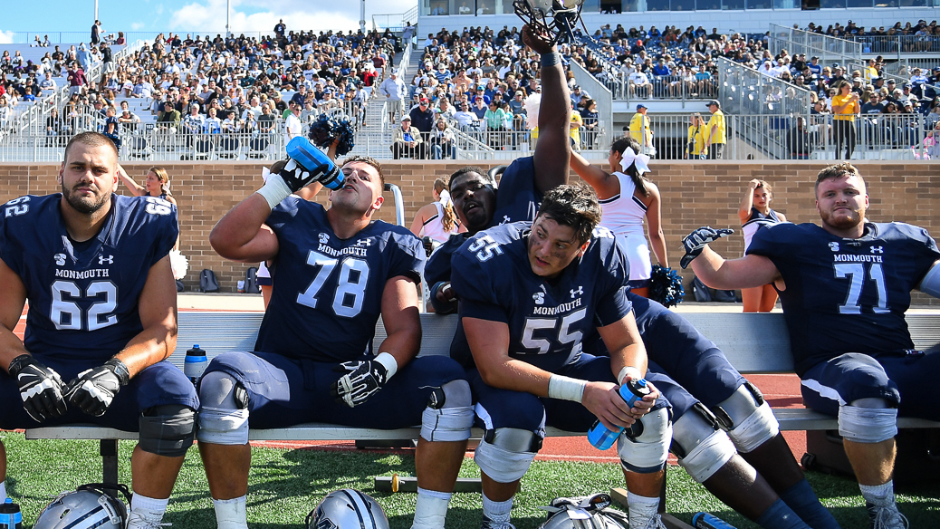 Monmouth Beats Up Lehigh And Takes Their Lunch Money, Win 46-27