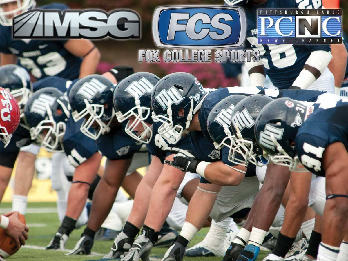 mu-robert morris football game to be televised in hd | monmouth